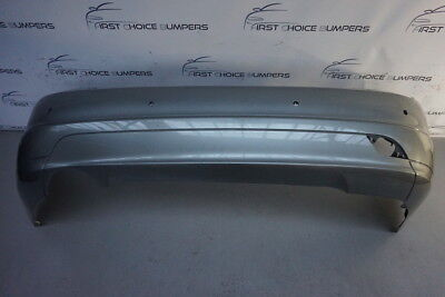 Mercedes Benz C Class W204 Facelift 10- Rear Bumper *genuine Part* [M5]