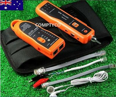 ISGM, Telstra ,Network / Telephone Cable Tester Wire Tracker Tracer Finder, 3 km