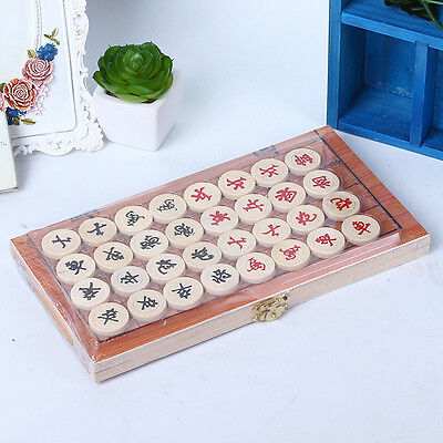 Chinese chess,Xiangqi, Puzzle,Wooden Board,solid wood pieces free shipping