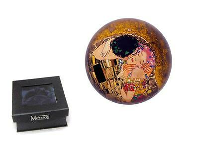 Decorative Deluxe Paperweight - Gustav Klimt The Kiss