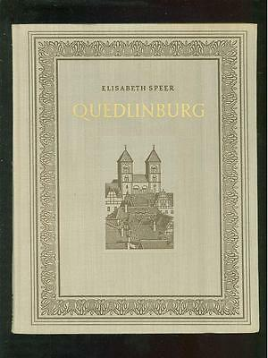 Quedlinburg 1954  Elisabeth Speer Chronik in Bildern