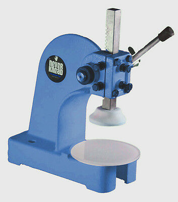 BLUE NEW POLYMER CLAY KNEADER MACHINE - EASY FAST NEVERknead for Sculpey Kato
