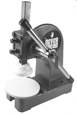 NEW POLYMER CLAY KNEADER MACHINE GRAY - EASY NEVERknead for Sculpey Kato Fimo