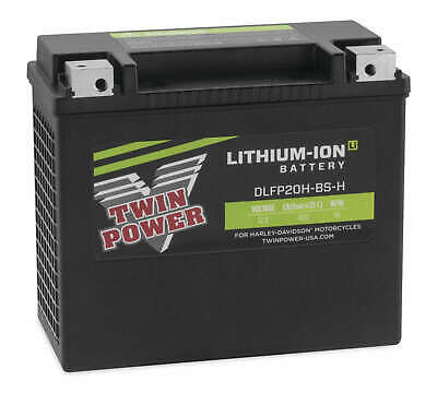 Twin Power Lithium-Ion Li 400 Cold Cranking Amp CCA Battery Harley 20-BS 16B