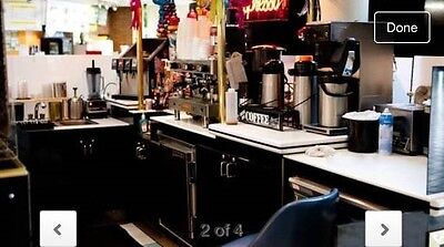 Coffee Kiosk Complete Equipment Setup For Your Own Cafe