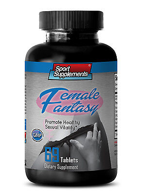 Sex Aid - Female Fantasy 742mg - Significantly Increases Energy Level Pills 1B