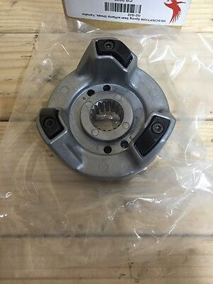 Yamaha Gas Golf Cart Driven Clutch Spring Seat With Shoe Ramps G2-G22 Golf Car