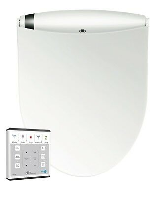 Dib C520 Warm Water Electric Bidet Dual Wash Toilet System