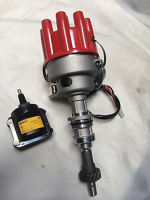 Ford Mustang Windsor Electronic Distributor 289 302 351 COME WITH BOSCH COIL