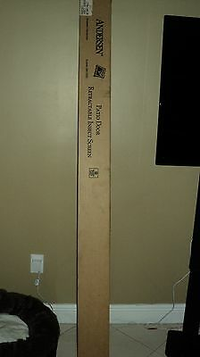WHITE Andersen Retractable Insect Screen Part # 2573288 for 400 Series Doors NIB