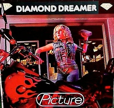 Picture Diamond Dreamer + Picture I Sealed Cd New
