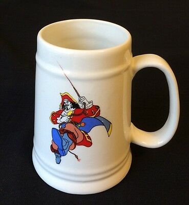 Captain Morgan Pirate Collectable Stein~Mug~Cup~Barware