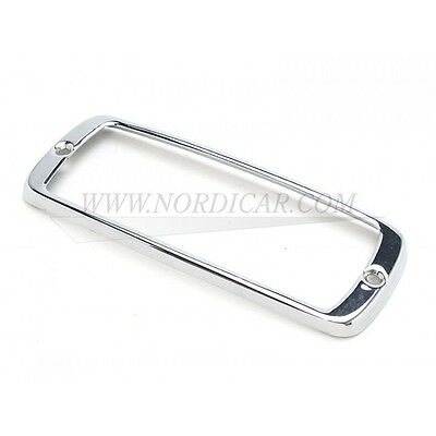Volvo P210 Duett tail lamp; chrome frame  no. 658589