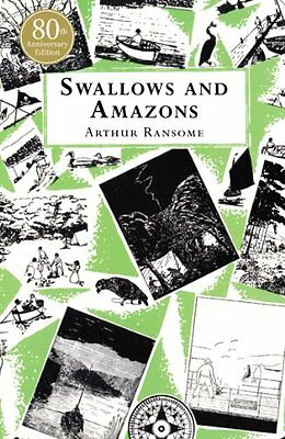Swallows And Amazons By Arthur Ransome. 9780099503910