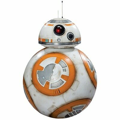 AUTOCOLLANT STAR WARS Droid BB8 Mural STICKER Droid BB-8 Stickers muraux