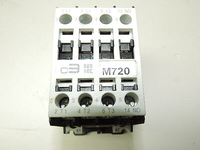 C3 Controls Contactor 3 Phase 25 Amp 24VAC 1 N.O. Auxillary 300-S09N30