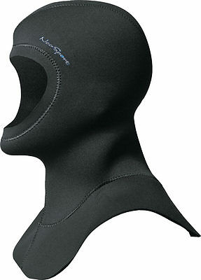 NEW NeoSport 3/2 mm Cold Water Hood Vented Bibbed Hood Small