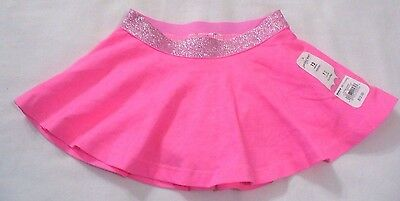 Jumping Beans 12 or 24 months Bright Pink Scooter Skirt New