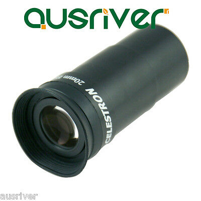 20mm Telescope Eyepiece Lens Special for Newtonian Reflecting Telescope