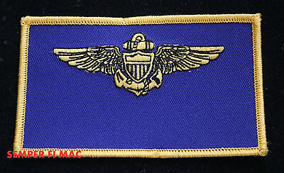 Us Navy Pilot  Collector Patch Naval Aviation Pilot Aircrew 102 Years