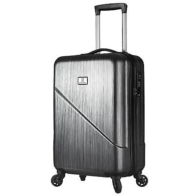 20 inch 4 spinner wheels PC luggage TSA lock Ultra light cabin carry on suitcase