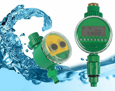 NEW Automatic Electronic Watering Irrigation System Water Timer Garden Plant