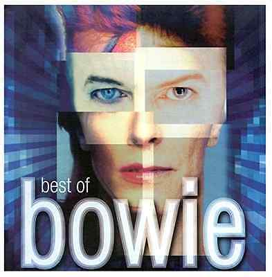 David Bowie - Best of Bowie (CD, 2002) NEW / SEALED; Greatest Hits