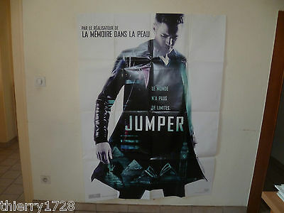 (49) Affiche De Cinema 120 X 160    Jumper