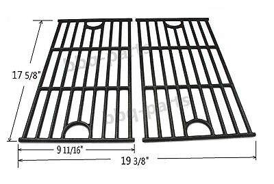 PCA312 Matte Cast Iron Cooking Grids Replacement for Master Forge SH3118B