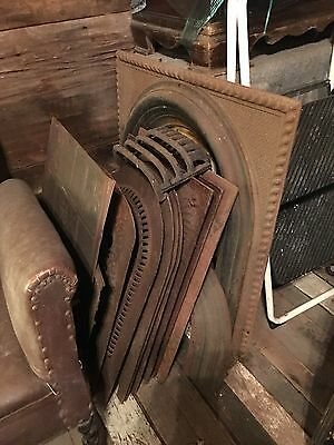 Antique Fireplace Sets and Singles
