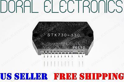 STK730-130 with HEAT SINK COMPOUND FREE SHIPPING US SELLER Integrated Circuit