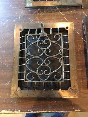 Tc 29 For Available Antique Cast-Iron Heating Grates