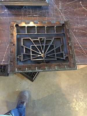 Tc 33 Antique Deco Wall To Floor Mounted Heating Great
