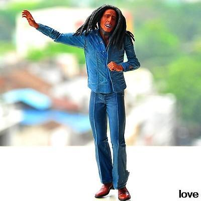 Celebrities Action Figure BOB MARLEY 16 cm 6 inch REGGAE doll music new toy neca