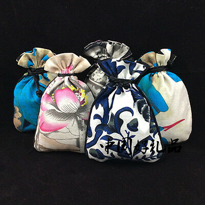 Wholesale10pc Chinese Handmade 6.5*5inches Classic Embroidery Gift Pouch& Wallet
