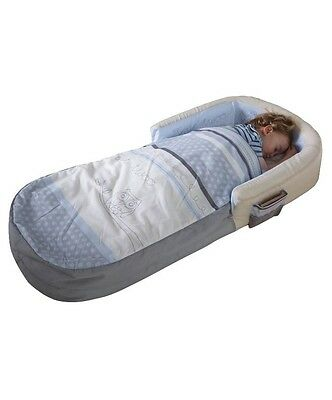 Sleeping Bag Kids Ready Bed Children Portable Bed Inflatable Mattress Toddler