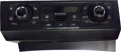 *audi A4 2008-2012 Heater Climate Control Panel Switch Heated Seats 8T2820043Ag