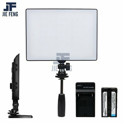 Yongnuo YN300 Air Slim LED Video Light Fill light 3200-5500k +NP-F750 battery