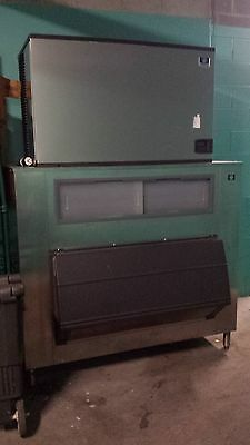 Manitowoc Nugget Ice Maker Serial #F100006403 - Used for less than 10 months