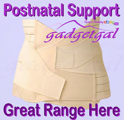Postpartum Postnatal Post Pregnancy Support Belt, Belly Band Partum Natal #353