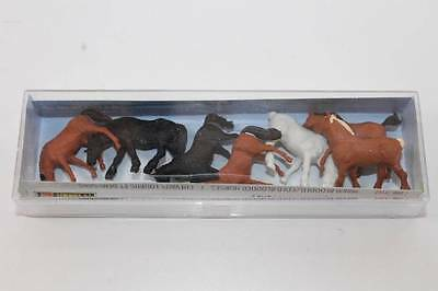 Faller HO Scale Figures Warm-cold-blooded horses FNQHobbys 154005 (F004)