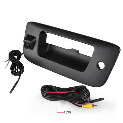 "4.3"" TFT LCD Monitor +Rear View Camera with 22mm Car Reverse Parking Sensor Kit"