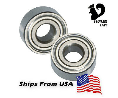 10Pcs MR105 Miniature Bearings Ball Mini bearing 5X10X4 mm 5*10*4 MR105ZZ