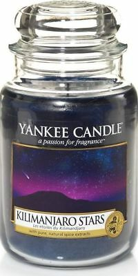 Yankee Candle Out of Africa Collection - Kilimanjaro Stars Large Jar