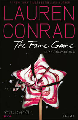 The Fame Game, Conrad, Lauren, New Book