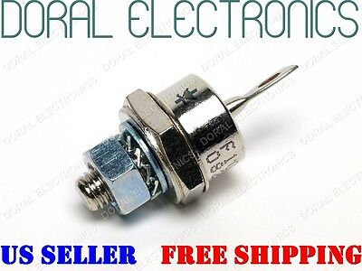 300A POSITIVE STUD MOUNT DIODE 300AMP 1000V CATHODE TO CASE RECTIFIER ECG6358