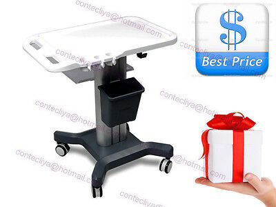 Trolley Mobile Cart Split Hand push For CONTEC Brand Ultrasound Scanner Machines