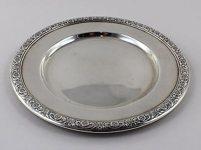 International Prelude Sterling Silver Bread Plate(s) - 6 Inches - No Monograms