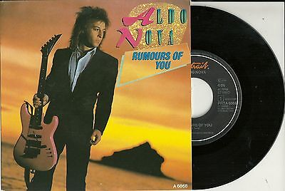 Aldo Nova - Rumours of you (1986) HOLLAND 7""