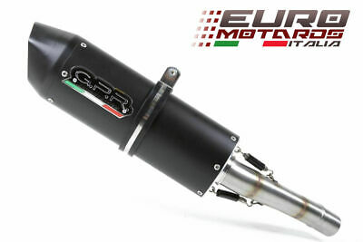 Honda CB 1300 2005-2012 GPR Furore Nero Homologated Slip-On Exhaust New